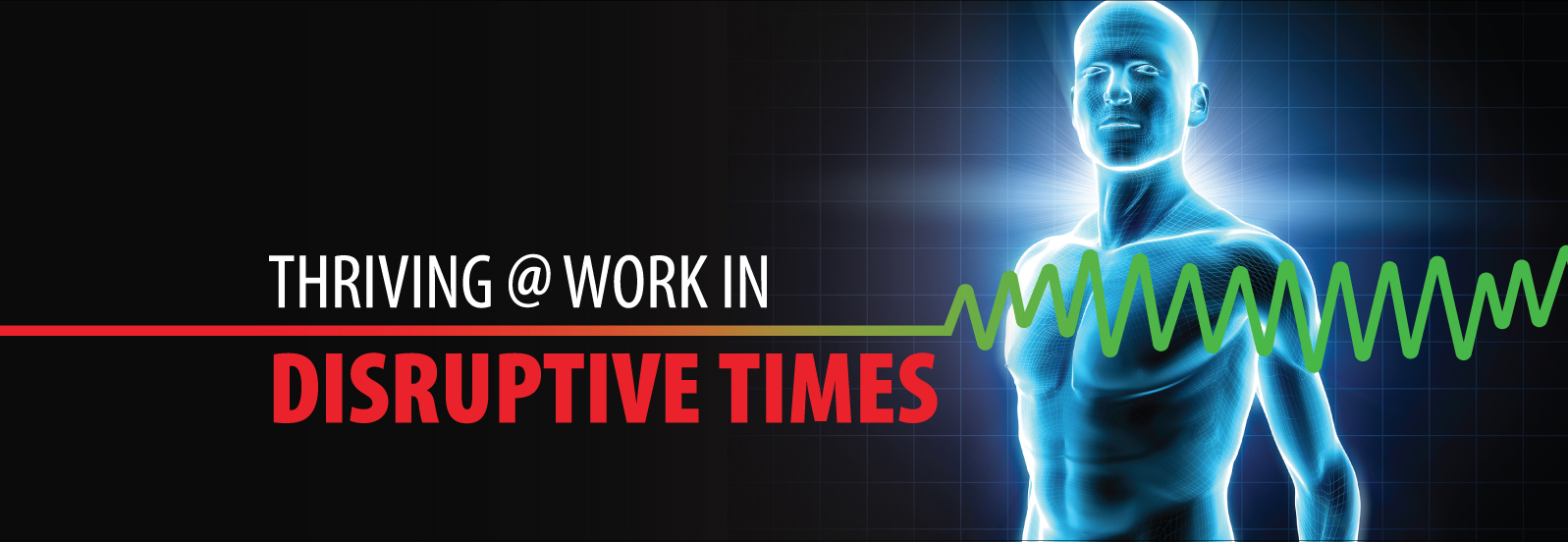 Thriving at work in disruptive times 2017